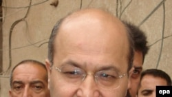 Former Iraqi Deputy Prime Minister Barham Salih is set to head the next Kurdish government.