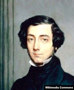 Алексис де Токвиль. Художник Теодор Шассерио. 1850