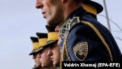 Pjesëtarë të Forcës së Sigurisë së Kosovës