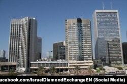 Алмазная биржа в Тель-Авиве
