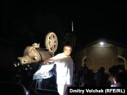 Повелитель угольного кинопроектора
