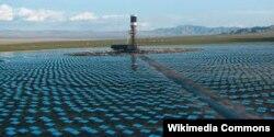 Солнечная электростанция в Марокко