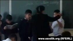 Скриншот с видео.