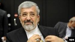 Ali Asghar Soltanieh, Iran's envoy to the UN nuclear agency watchdog