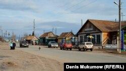 Центр поселка Усть-Бюр