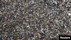 Каиро: Ден за заминување