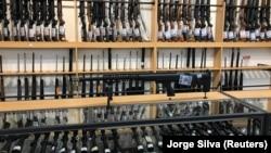 Dyqan i armëve në Zelandën e Re.