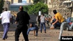 Судирите во Египет