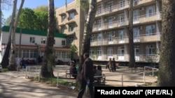 Медгородок в Душанбе