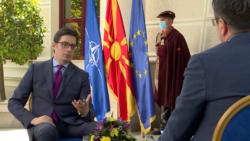 Pendarovski za RSE: Kosovsko pitanje drži region zakucan na dnu