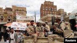 Бунтовниците Хаути во Јемен