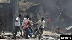 Бомбашки напад во Могадишу