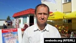 Слонімскі актывіст Павал Севасьцян
