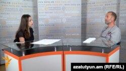 Էդիկ Բաղդասարյանը պատասխանում է «Ազատության» հարցերին, 14-ը հուլիսի, 2016 թ․