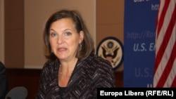 Заступник держсекретаря США Вікторія Нуланд