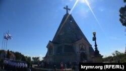 Свято-Никольский храм на Братском кладбище в Севастополе. Иллюстративное фото.