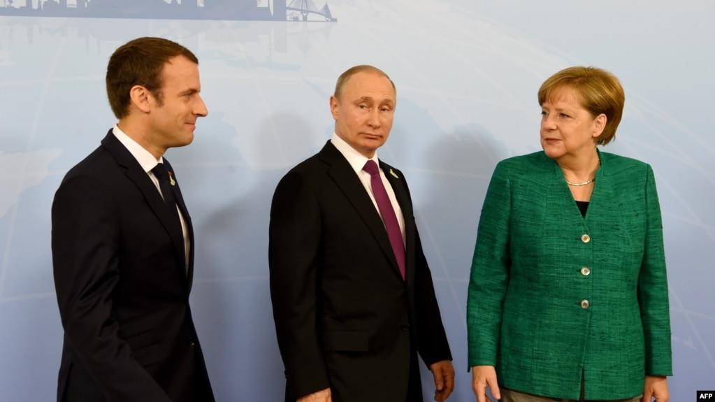 Путин, Эрдоган, Макрон и Меркель обсудят в Стамбуле Сирию