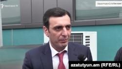 Директор компании «Спайка» Давид Казарян (архив)