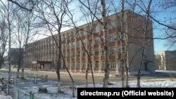 Школа №2 в приморском городе Большой Камень