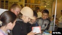 Фото з минулорічного дитячого книжкового форуму у Львові