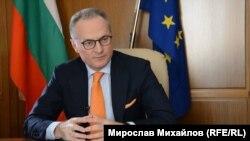 Председателят на ВКС Лозан Панов.