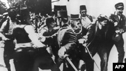 Would the world have gone to war if Serbian nationalist Gavrilo Princip hadn't assassinated Archduke Franz Ferdinand in Sarajevo on June 28, 1914?