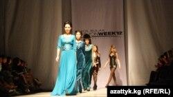 2012-жылы Бишкекте өткөн мода жумалыгы