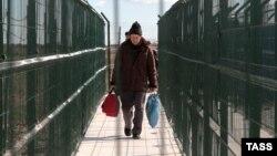 Адміністративний кордон із Кримом, архівне фото