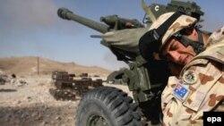 Архивска фотографија: Австралиски војник во Авганистан.