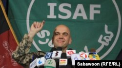 ISAF spokesman Gunter Katz