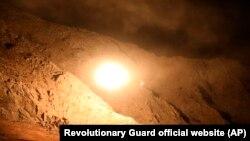 İran Suriya ərazisini raket atəşinə tutur