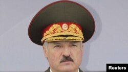 After keeping an iron grip on power for 17 years, the writing could finally be on the wall for Belarusian President Alyaksandr Lukashenka.