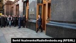 Як українці Порошенку дякували – фотогалерея