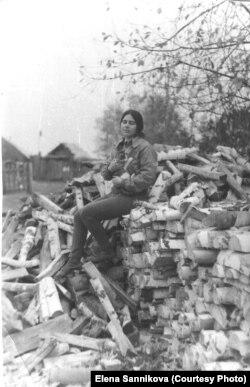 Елена Санникова