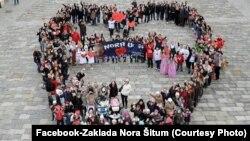 Akcija u Hrvatskoj za liječenje Nore Šitum u Americi. Građani su za nekoliko tjedana prikupili više od 700 tisuća eura, ali Nora, na žalost, nije preživjela.