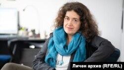 Надя Кожухарова