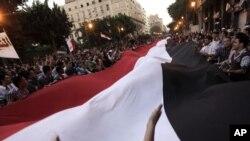 Sheshi Tahrir...