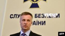 Валентин Наливайченко, голова СБУ