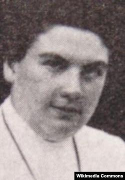 Александра Львовна Толстая, 1908