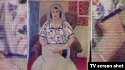 Një pikturë e plaçkitur nga Nazistët