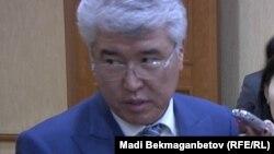 Министр культуры и спорта Казахстана Арыстанбек Мухамедиулы.