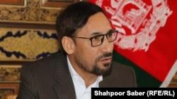 محمد قاسم الیاسی عضو و سخنگوی کمیسیون شکایتهای انتخاباتی افغانستان