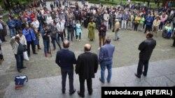 Беларускі нацыянальны Кангрэс 15 траўня ў сквэры Янкі Купалы