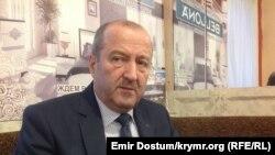 Генеральний директор благодійної організації «Фонд «Крим» Різа Шевкієв