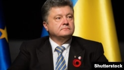 Президент України Петро Порошенко (архівне фото)
