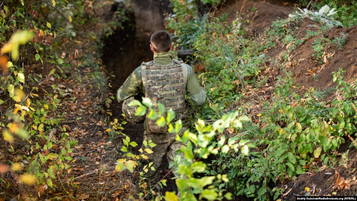 Боевики нарушают режим тишины в Золотом – штаб ООС
