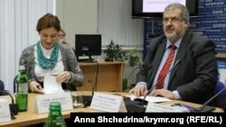 Презентация книги «Крым после аннексии. Государственная политика, вызовы, решения и действия. Белая книга», 22 ноября