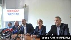 """osnivačka skupština Pokreta """"Slobodni građani Srbije"""", 21. maj 2017."""