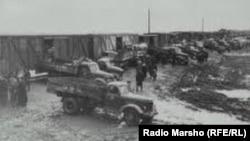 Нохчийчоь -- Къам махках доккхуш, 1944