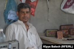 A tenuous peace in Turbat has enabled Qazi Farhad to revive his business.